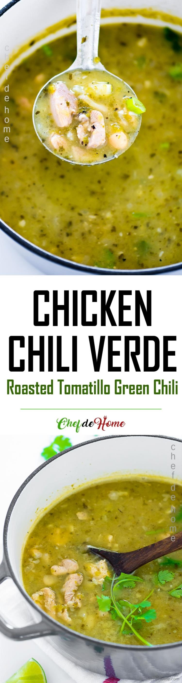 Ultimate Green Chili Recipe