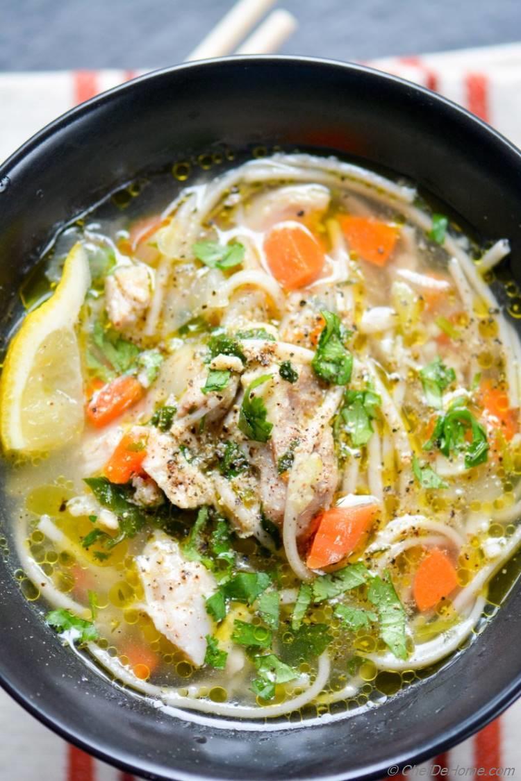Winner Winner Chicken Noodle Soup Dinner