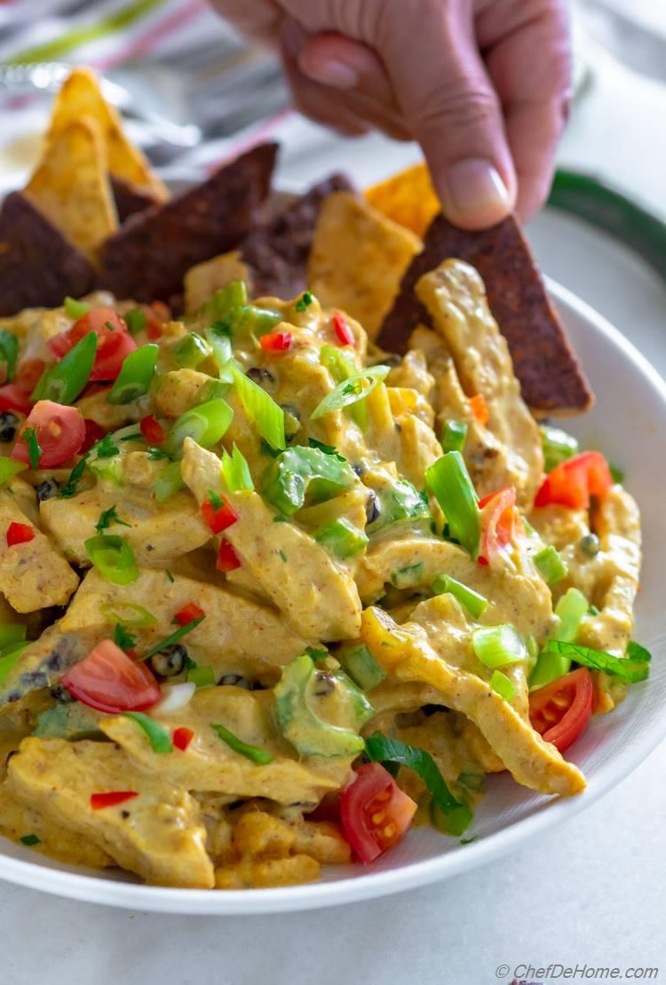 The Best Ever Curry Chicken Salad