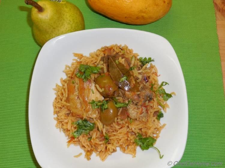 Chicken And Rice One Pot Meal