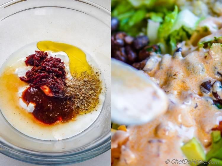 5 minute Chipotle Burrito Sauce | chefdehome.com