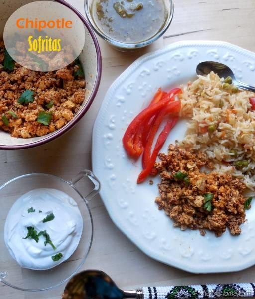 Chipotle Sofritas Recipe