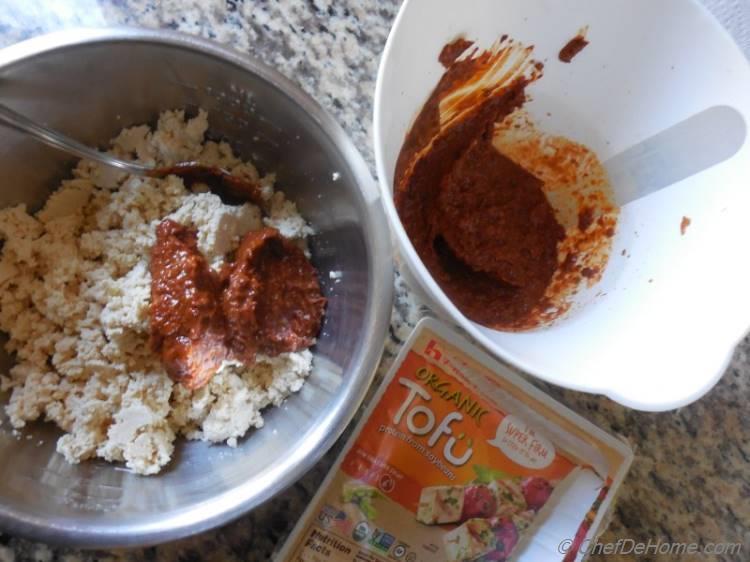Copy-Cat Chipotle Sofritas Recipe