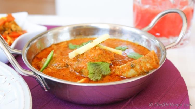 Lamb Karahi Curry Recipe