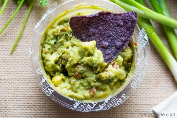 Goodfoods guacamole for 7 Layer Mexican Dip | chefdehome.com