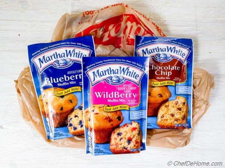 Martha White Baking Mix at Ralphs for easy Holiday Baking | chefdehome.com