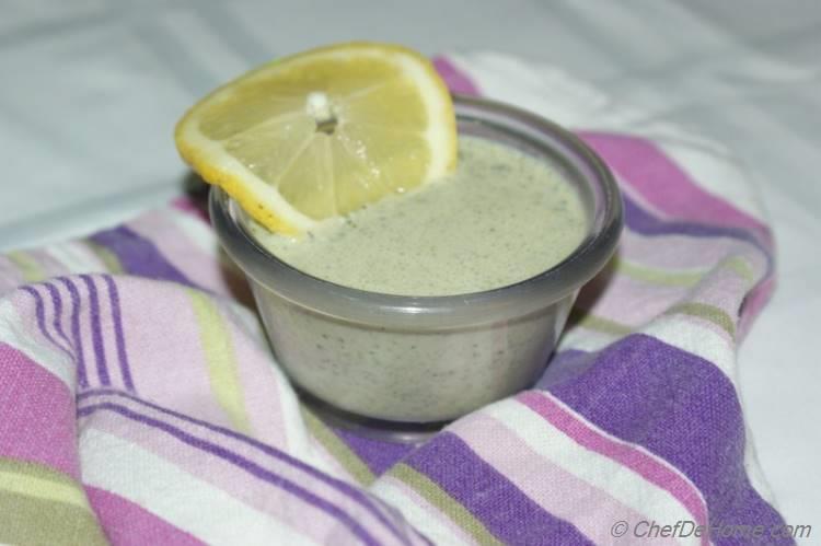Mint Yogurt Sauce | chefdehome.com