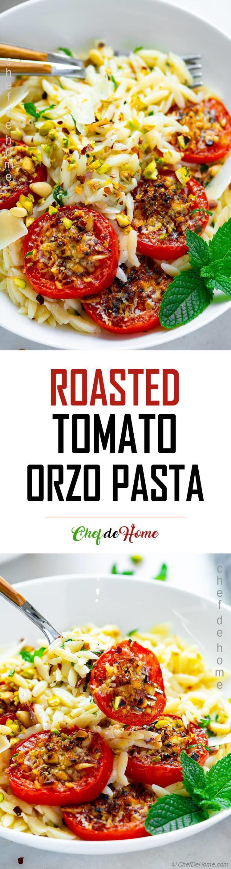 Orzo Pasta Recipe