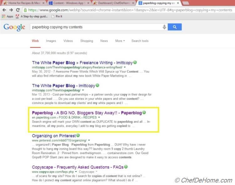 Paperblo - A Big No!!