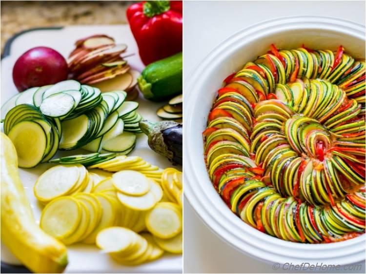 Ratatouille Recipe Chefdehome Com