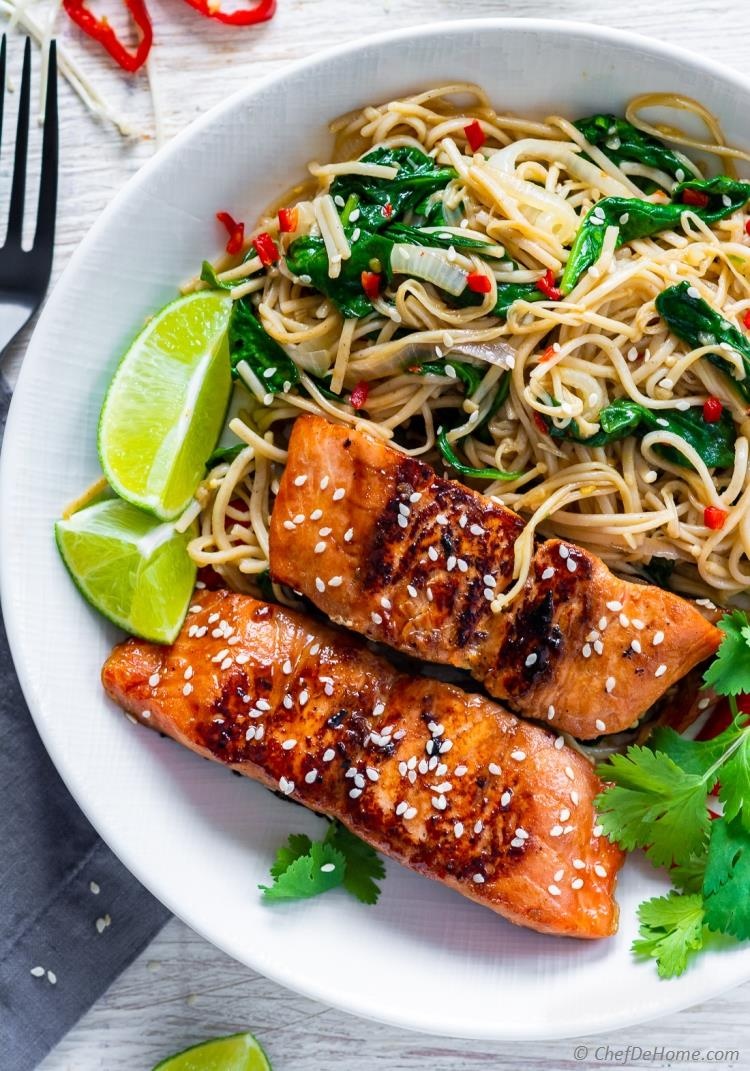 Delicious Teriyaki Salmon Recipe