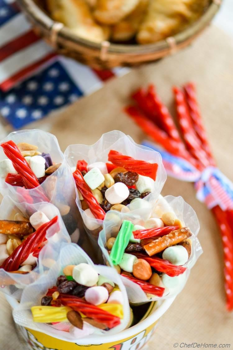 Summer Road Trip Snacks with Twizzlers