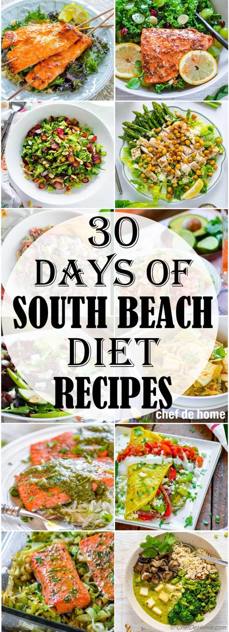 30 Days of South Beach Diet