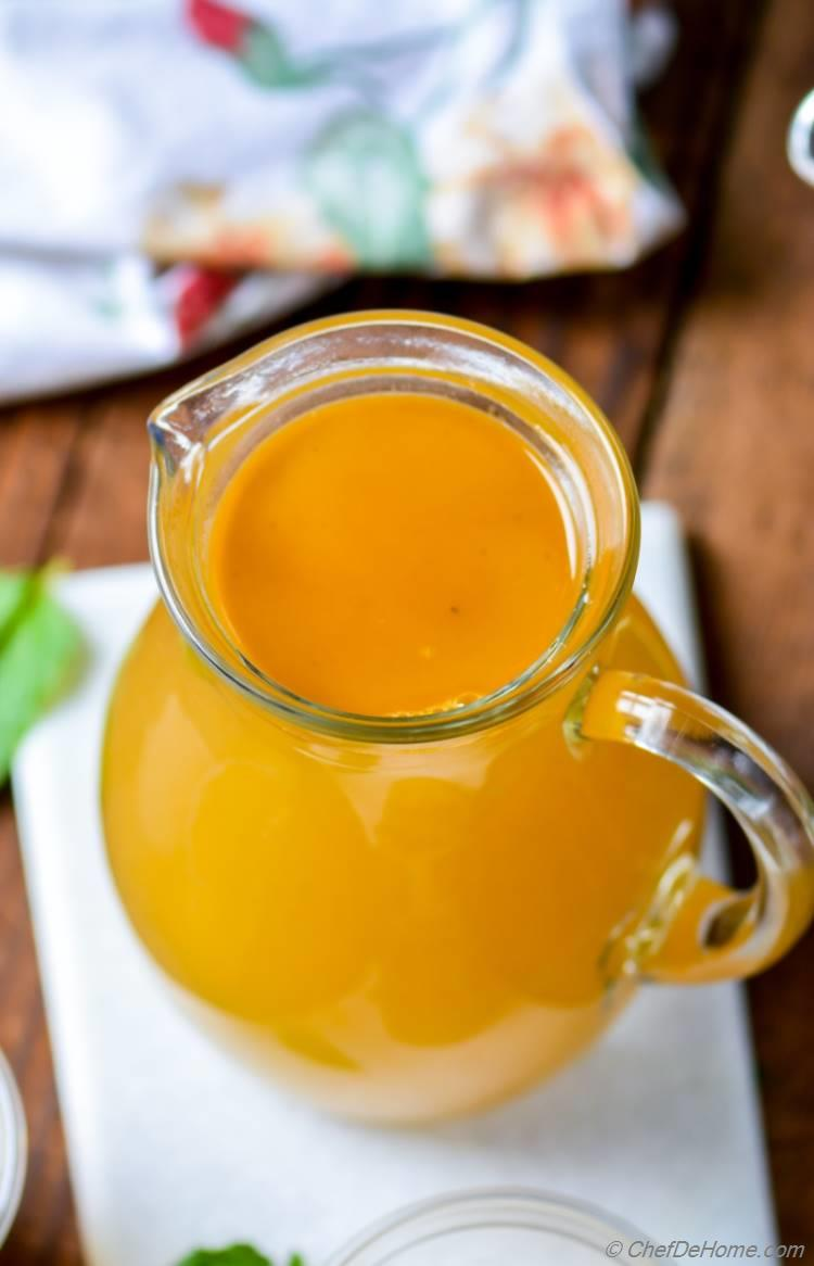 Homemade Vegan and Gluten Vegetable Stock which is healthy and flavorful   chefdehome.com