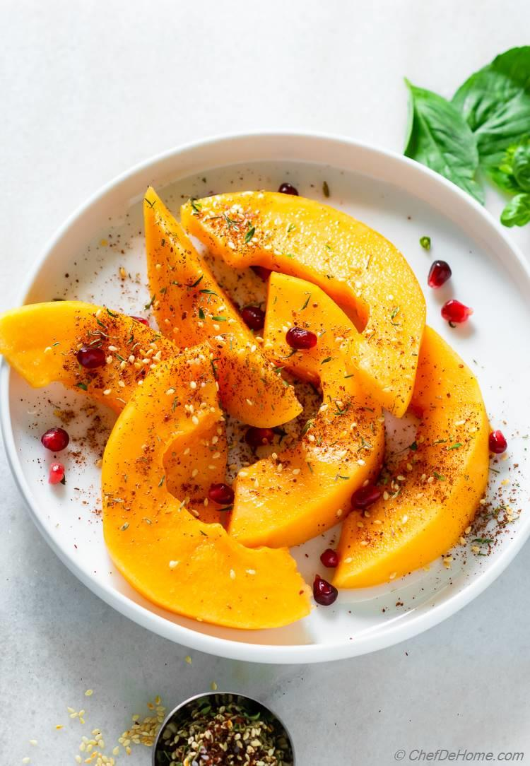 Zaatar Seasoned Melon