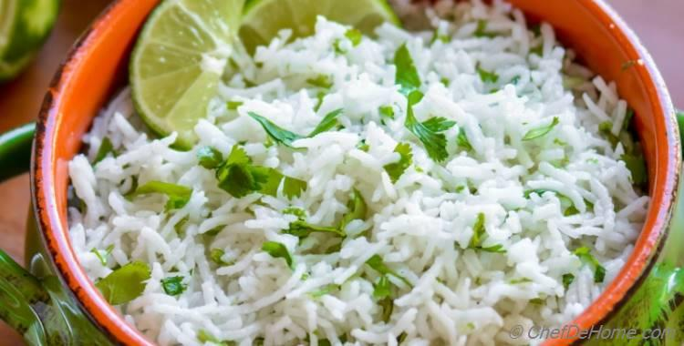 How to Cook White Rice | Freeze Rice