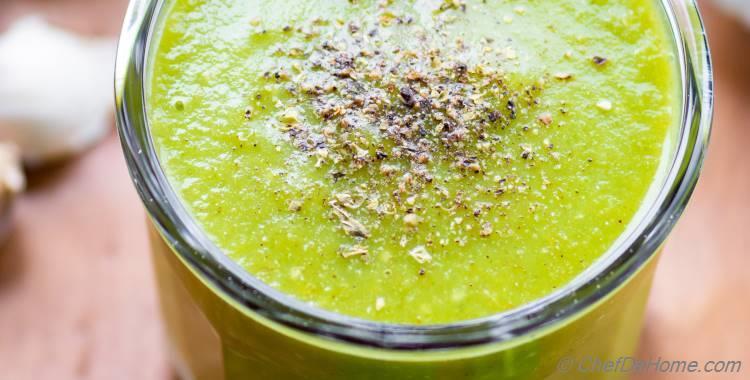 Verde (Green) Enchilada Sauce