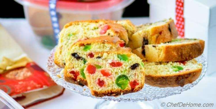 Chocolate Chip Panettone - Italian Christmas Bread