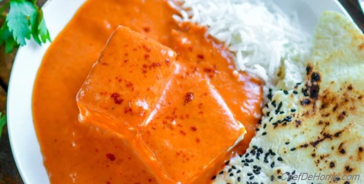 Easy Indian Tikka Masala Sauce