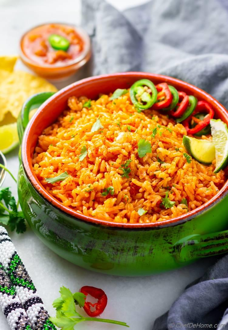 Delicious Easy Mexican Rice