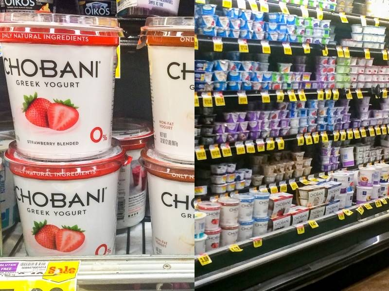 Chobani Non-Fat Greek Yogurt at Ralphs | chefdehome.com